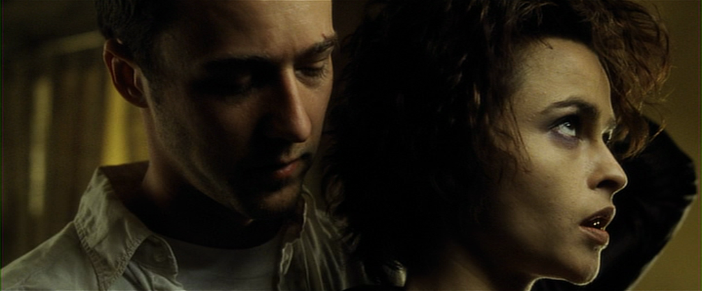 fight club cinematography