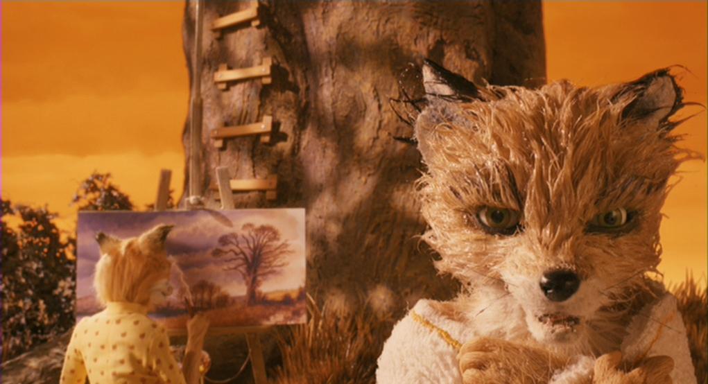 Fantastic Mr Fox Filmgrab
