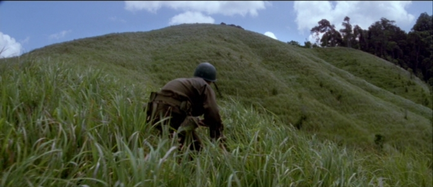 The Thin Red Line Filmgrab