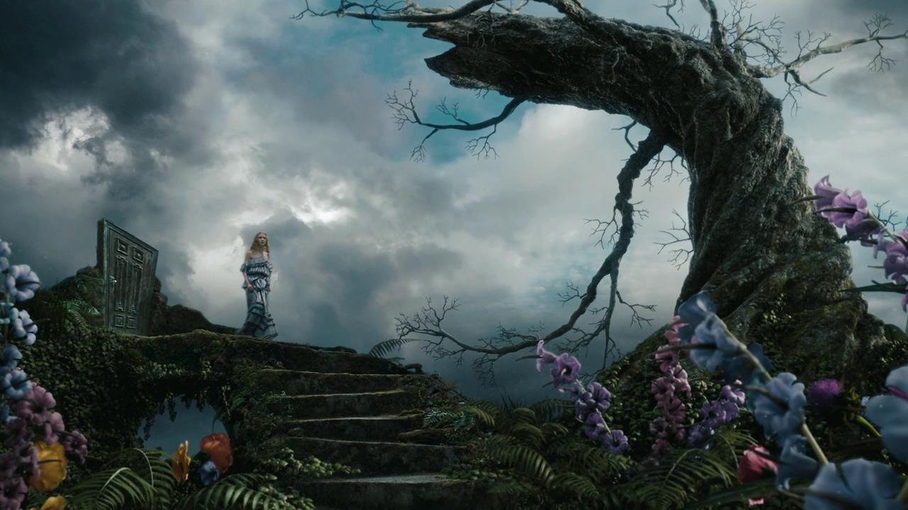 The Next 100 Years >> Alice in Wonderland – FILMGRAB [ • ]