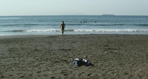 A Scene at the Sea 033