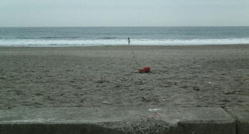 A Scene at the Sea 050