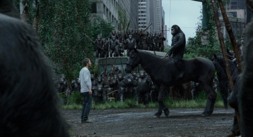 Dawn of the Planet of the Apes 012