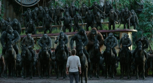 Dawn of the Planet of the Apes 013