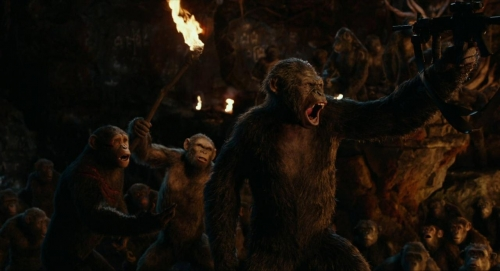Dawn of the Planet of the Apes 036