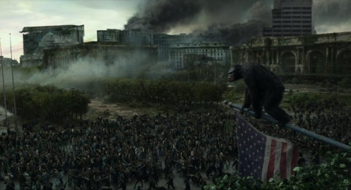 Dawn of the Planet of the Apes 046