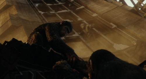 Dawn of the Planet of the Apes 057