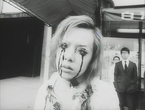 Funeral Parade of Roses 062