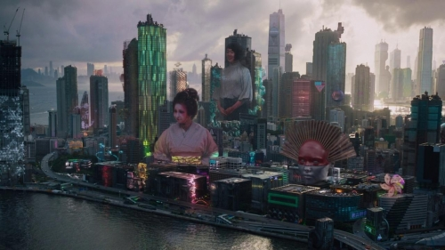Ghost in the Shell (2017) 015