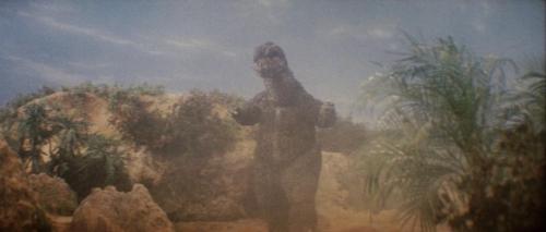 Godzilla Vs Gigan 001