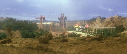Godzilla Vs Gigan 007