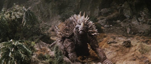 Godzilla Vs Gigan 012