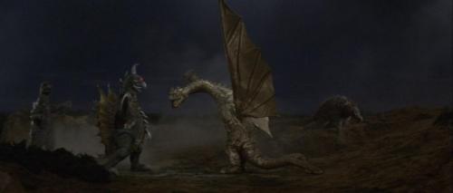 Godzilla Vs Gigan 058