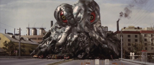 Godzilla Vs Hedorah 031