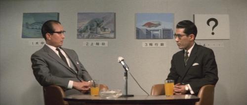 Godzilla Vs Hedorah 036