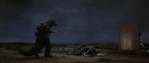 Godzilla Vs Hedorah 053