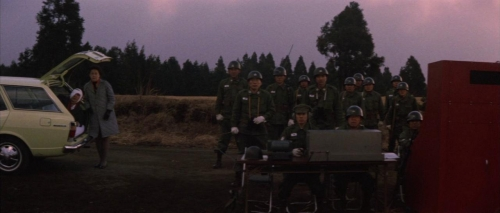 Godzilla Vs Hedorah 054