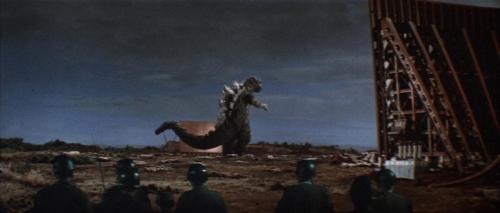 Godzilla Vs Hedorah 057