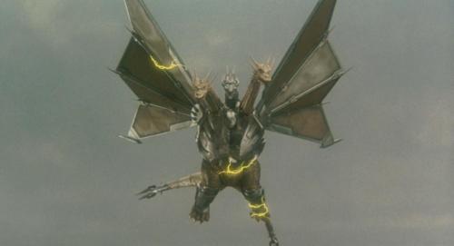 Godzilla Vs King Ghidorah 059