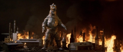 Godzilla Vs Mechagodzilla 030