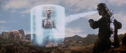 Godzilla Vs Mechagodzilla 057