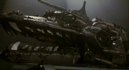 Godzilla Vs Mechagodzilla II 001