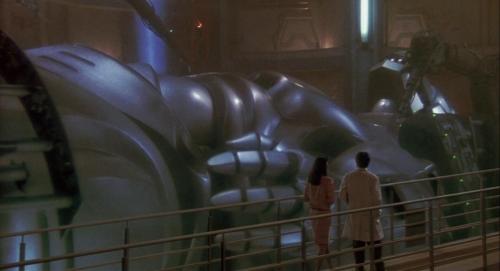 Godzilla Vs Mechagodzilla II 005