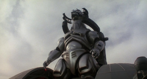 Godzilla Vs Mechagodzilla II 030