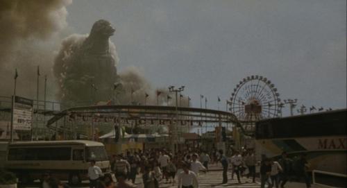 Godzilla Vs Mechagodzilla II 032
