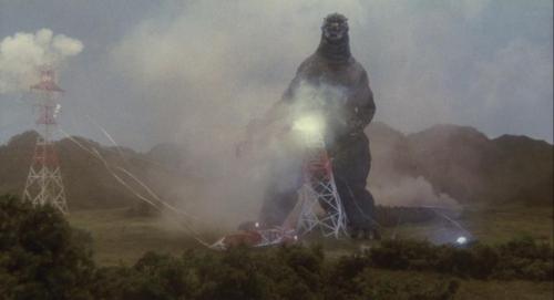 Godzilla Vs Mechagodzilla II 035