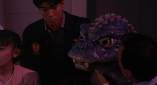 Godzilla Vs Mechagodzilla II 040