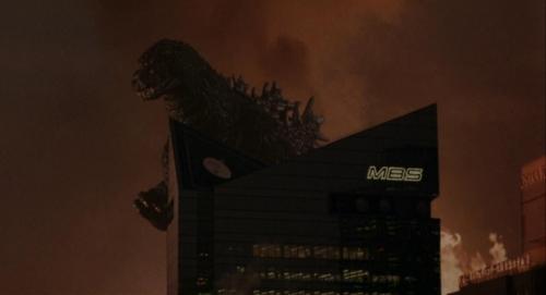 Godzilla Vs Mechagodzilla II 041