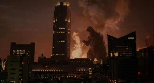 Godzilla Vs Mechagodzilla II 042