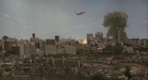 Godzilla Vs Mechagodzilla II 049