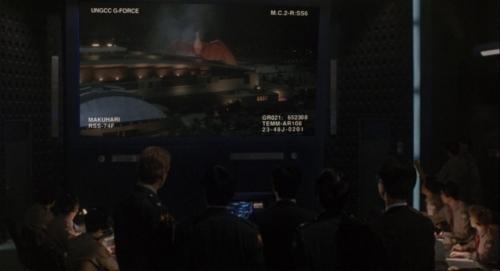 Godzilla Vs Mechagodzilla II 052