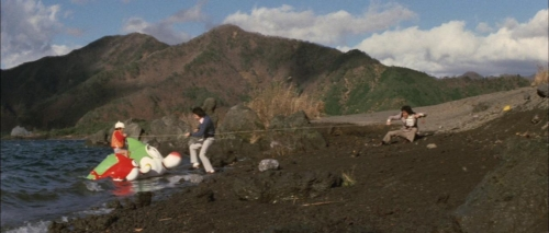 Godzilla Vs Megalon 008