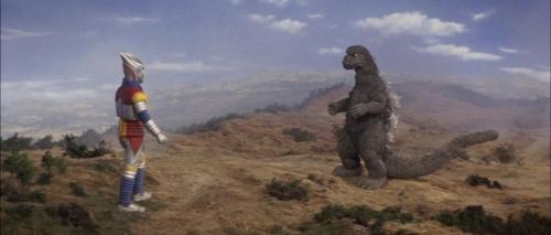 Godzilla Vs Megalon 060