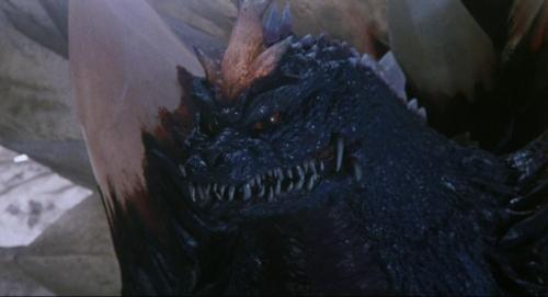 Godzilla Vs Space Godzilla 014