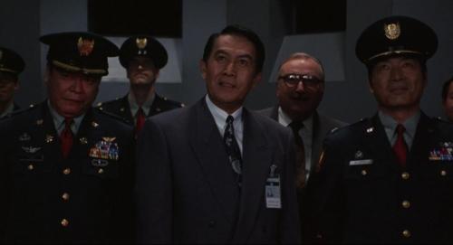 Godzilla Vs Space Godzilla 018