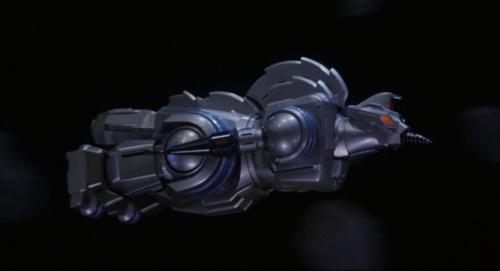 Godzilla Vs Space Godzilla 025