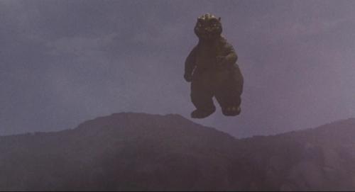 Godzilla Vs Space Godzilla 028