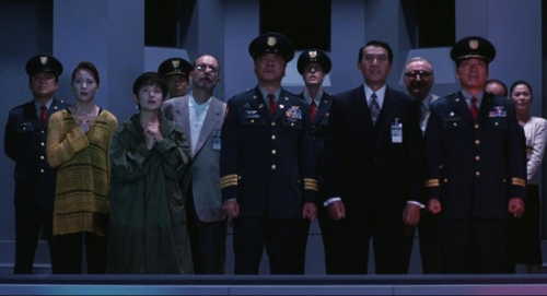 Godzilla Vs Space Godzilla 040