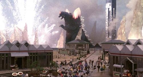 Godzilla Vs Space Godzilla 041