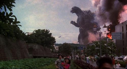 Godzilla Vs Space Godzilla 042
