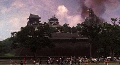 Godzilla Vs Space Godzilla 043