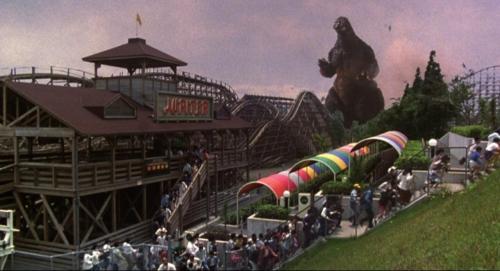 Godzilla Vs Space Godzilla 044