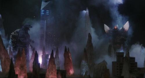 Godzilla Vs Space Godzilla 047
