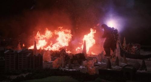 Godzilla Vs Space Godzilla 052