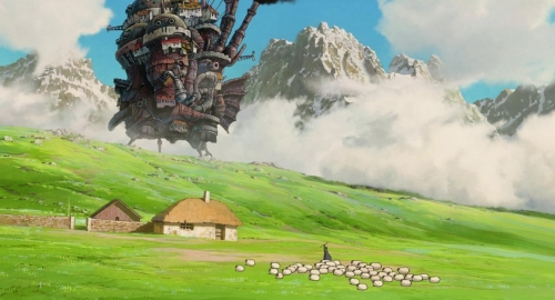 Howl's Moving Castle 002