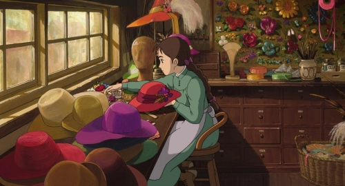 Howl's Moving Castle 004